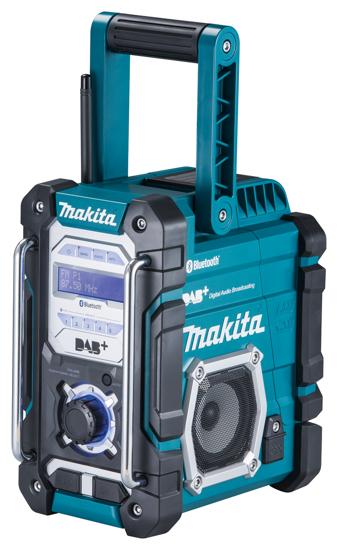 RADIO DAB+ 7.2-18V/AC DMR112 A2DP