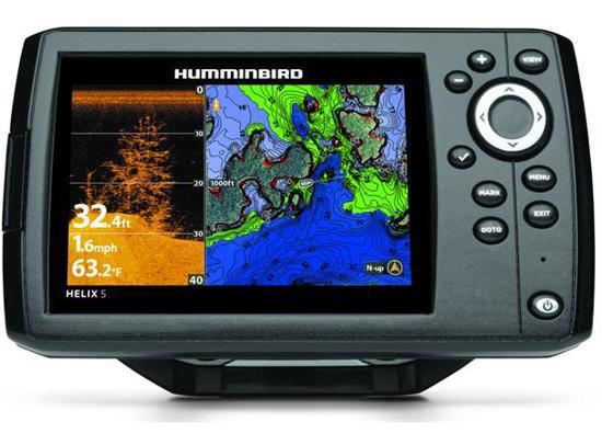 Helix 5X CHIRP DI GPS G2