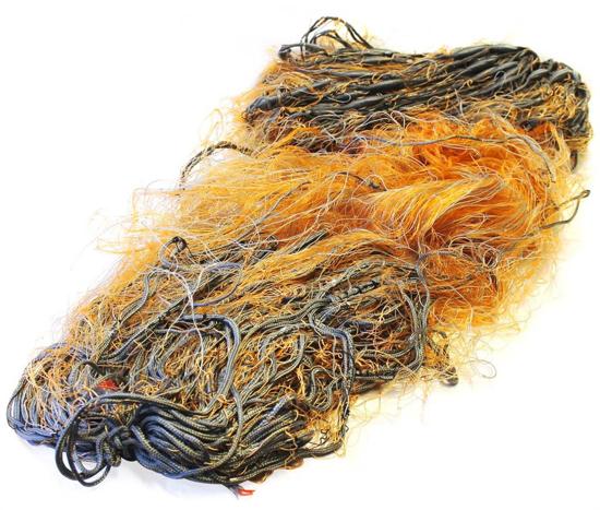 Toggegarn 1,5x4 63mm 1,5m Orange 60 meter