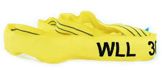 Bilde av Rundsling 3 tonn gul
