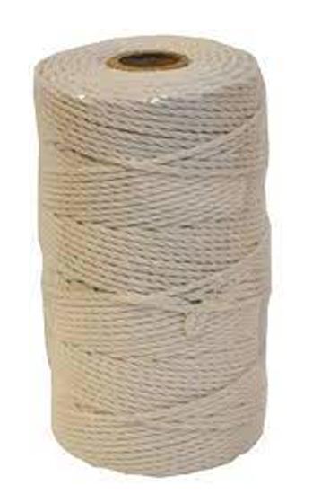 Råtnetråd bomull rull 2,5mm
