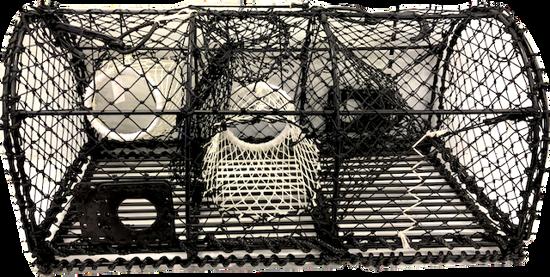 Bilde av Krabbe/hummerteine, 80x40x40 (lett hummerteine) 8kg