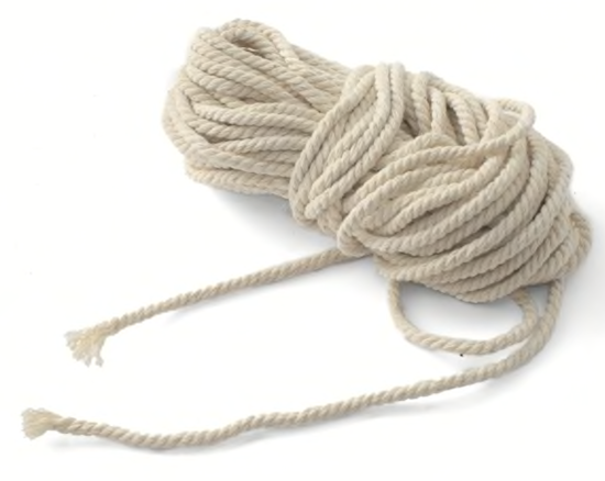 Bilde av Råtnetråd bomull 5 meter 2,5mm